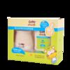 小浣熊 天然草本精华系列 婴儿护肤套装 护肤霜50g+润肤乳液60ml