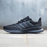 百亿补贴、限尺码:adidas 阿迪达斯 RUNFALCON F36549 大童休闲运动鞋