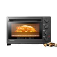 TOSHIBA 东芝 D132A1 电烤箱 32L 黑色