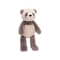 jELLYCAT 邦尼兔 SNUGGLETS系列 BUCK3P 巴克利熊猫毛绒玩具