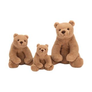 jELLYCAT 邦尼兔 SCRUMPTIOUS系列 塞西尔熊毛绒玩具