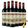 Great Wall 长城 特酿3 解百纳 干红葡萄酒 750ml*6瓶 整箱装