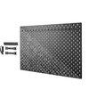 UPPSPEL 乌浦斯皮 小钉板组合 黑色 76x56 厘米