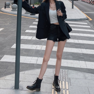 honeygirl 田莘 女士马丁靴 HG20WI34
