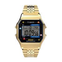 TIMEX 天美时 34毫米电子腕表 PAC-MAN吃豆人联名款