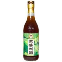 桃溪牌   葱姜料酒  500ml*2