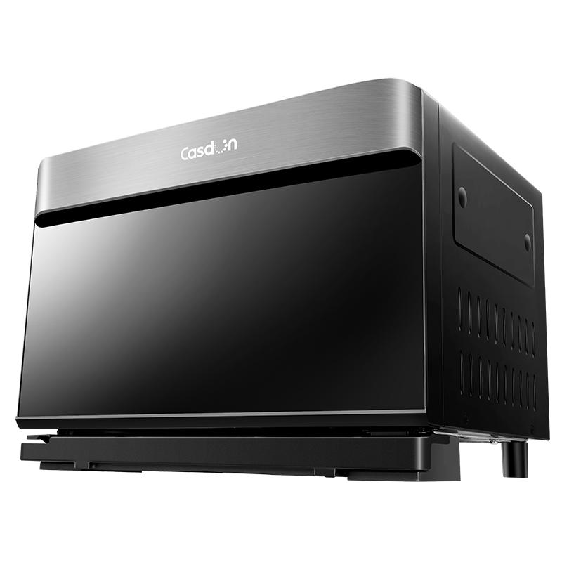 CASDON 凯度 ST28D-X7 电烤箱 28L 黑色