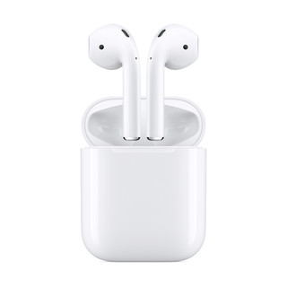 Apple AirPods 配充电盒 Apple蓝牙耳机