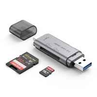 友博士 USB-C3.0 二合一多功能读卡器 UHS-I