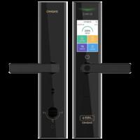 青稞 Q7 触控屏智能锁 玄英黑 标配