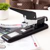 得力0390大号重型订书机 可订80页厚层订书器 加厚财务办公装订机