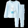 Disney 迪士尼 冰雪奇缘联名系列  女童家居服套装