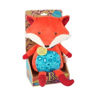 B.Toys 比乐 BX1513Z 爱说话的狐狸毛绒玩具