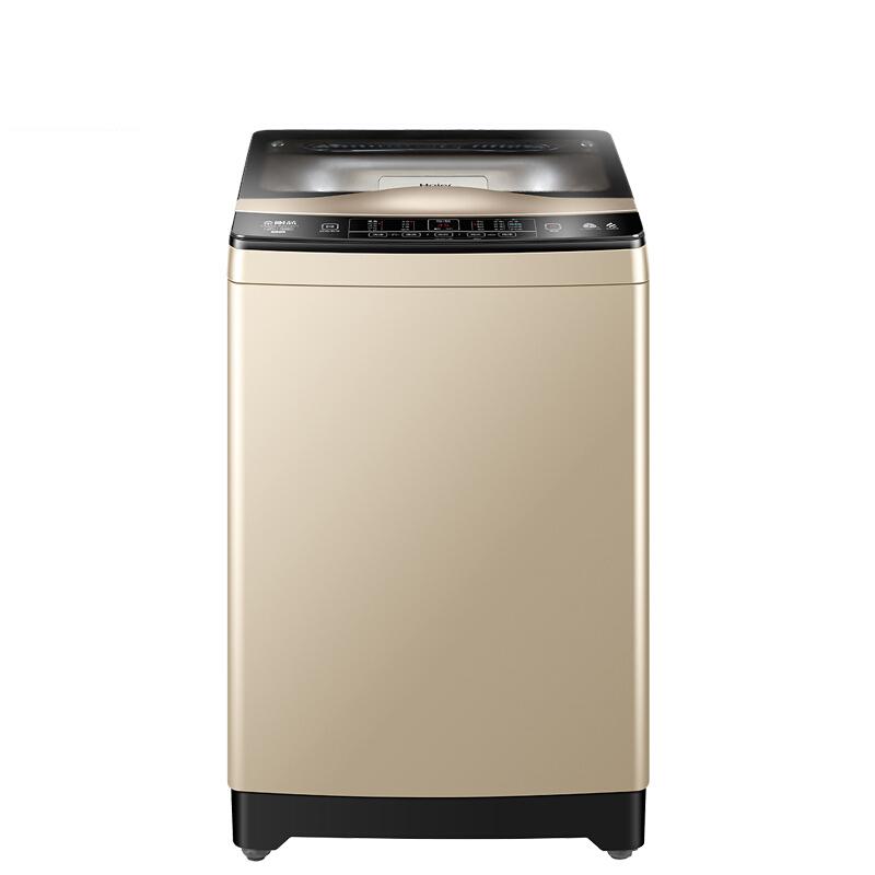 Haier 海尔 金刚芯系列 XQB90-BZ979U1 变频波轮洗衣机 9kg 金色