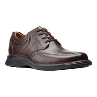 clarks 其乐 26145477W 男鞋Kempton Run休闲商务正装皮鞋*2件