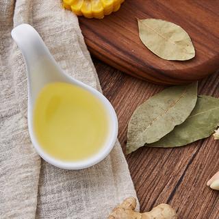 福临门X天猫会员店 非转基因 压榨 玉米油 5L 食用油