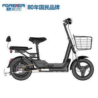 永久新国标电动车成年电动自行车小型电瓶车男女士代步车电单车
