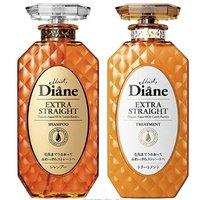 Prime会员:Moist Diane 黛丝恩 Prefect Beauty Extra Straight 洗发水护发素套装 450ml*2