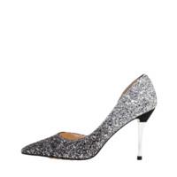 CHARLES & KEITH 女士亮片高跟鞋 CK1-60580071