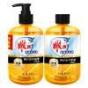 雕牌 抑菌洗手液 475ml *2瓶 硫磺 弱酸性 有效清洁滋润不干燥(新老包装随机发货)