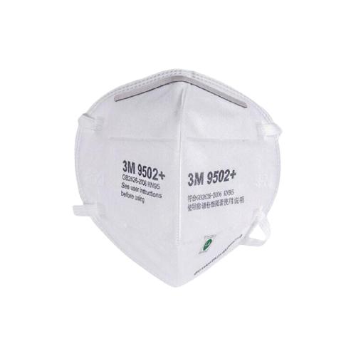 3M KN95系列 9502+ 无呼吸阀口罩