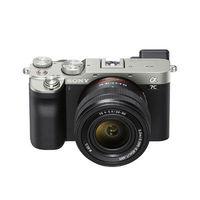 百亿补贴:SONY 索尼 ILCE-7CL(A7C)全画幅微单相机 套机(FE 28-60mm F4-5.6)