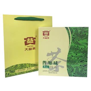 TAETEA 大益 普洱茶 357g 礼盒装