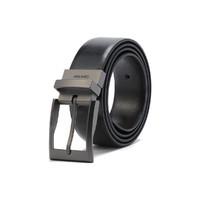 Calvin Klein 卡尔文·克莱 297323496PPK9-BBR 男士商务皮革针扣腰带