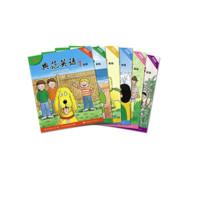 《典范英语·少儿英语拼读教程》(新版、1-6册)