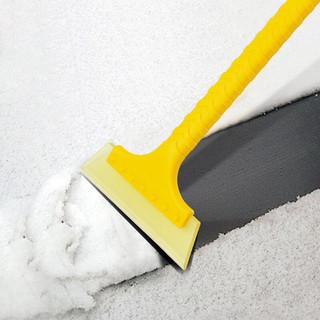 华饰 CR-1617 汽车除雪铲 大号 黄色