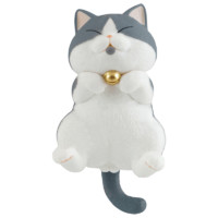 ACTOYS 猫铃铛 喵喵满袋·午睡时光 盲盒 三代 随机款