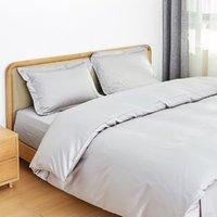 1.8米床长绒棉四件套舒适床单被套床上套件