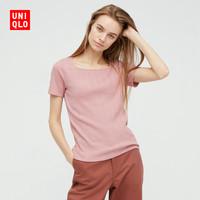UNIQLO 优衣库 437592  女士短袖T恤