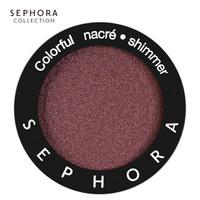 Sephora 丝芙兰 单色缎光小眼影  多色可选