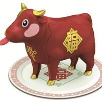MegaHouse  3D立体解剖玩具 福牛烤肉 限定色