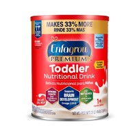 PLUS会员:MeadJohnson Nutrition 美赞臣  美版 Premium 幼儿配方奶粉 3段 907g