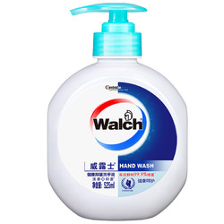 Walch 威露士 健康抑菌洗手液 525ml(赠补充装 525ml)