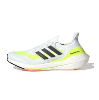 adidas 阿迪达斯 Ultraboost 21 男子跑鞋 FY0377