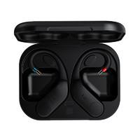 FiiO 飞傲 UTWS3 入耳式挂耳式真无线蓝牙耳机 黑色
