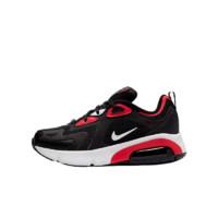 NIKE 耐克 AIR MAX 200 (GS) 儿童休闲运动鞋 黑红 37.5