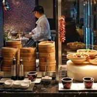 清明/五一不加价!上海索菲特海伦宾馆 单人自助晚餐