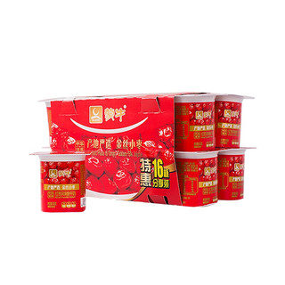 MENGNIU 蒙牛 酸奶 红枣味 100g*16杯