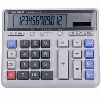 SHARP 夏普 EL-2135 台式计算器