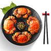 蟹宗大闸蟹鲜活螃蟹现货 公4.0-4.3两 全母3.0-3.3两 4对8只 生鲜活鲜年货礼品湖蟹海鲜礼盒