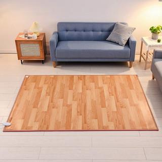 小熊优品 电热地毯 200*280cm 大气木纹色