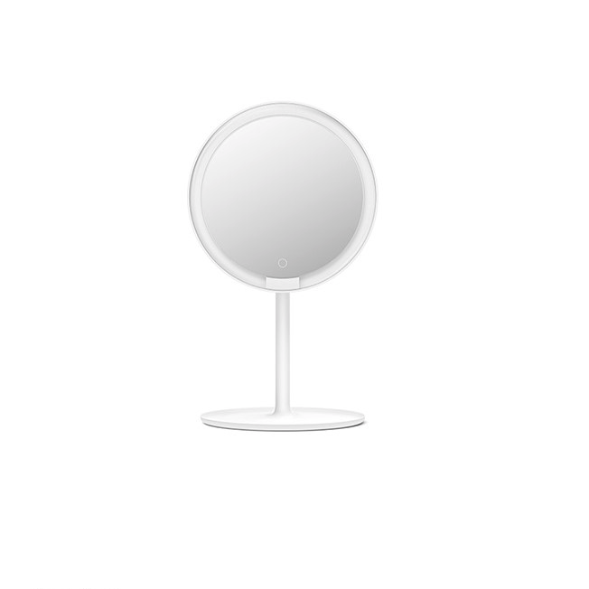 MIJIA 米家 小米米家LED化妆镜台式女带灯智能桌面台灯补光ins美妆网红镜子
