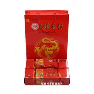 daoxiangcun 北京稻香村 糕点礼盒京八件 混合口味 1.4kg