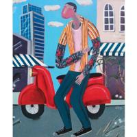 维格列艺术 《Creative 创作者》Kitti Narod 60×80cm装饰画 布面油彩