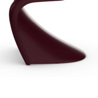 VITRA 微达 Panton Chair 潘顿椅 波尔多红