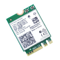 szllwl IntelAX210 2400M 无线蓝牙5.2网卡 Wi-Fi 6(802.11ax)
